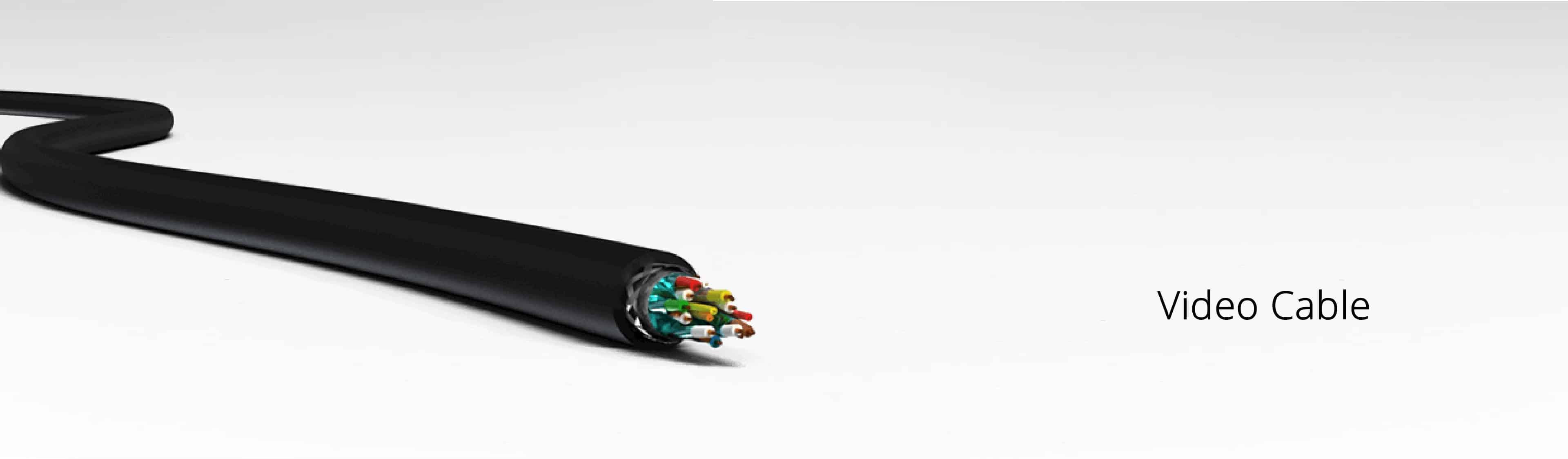 Procab Bulk Video Cable