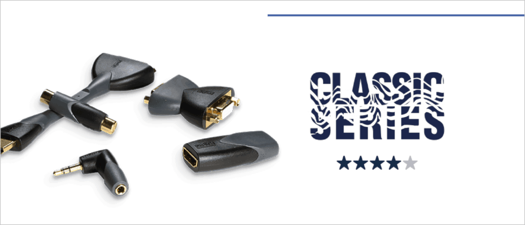 CLASSIC SERIES CABLES & ADAPTORS