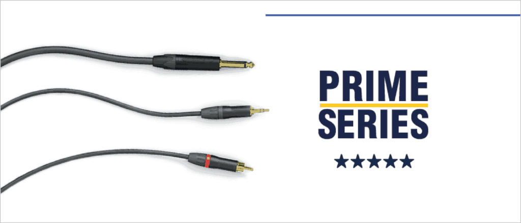 PRIME SERIES CABLES & REELS